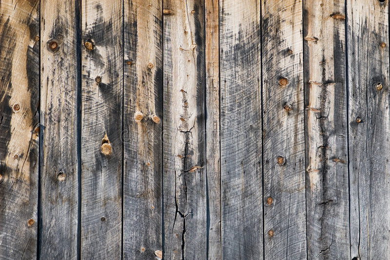 Gealtertes Holz stockfotografie
