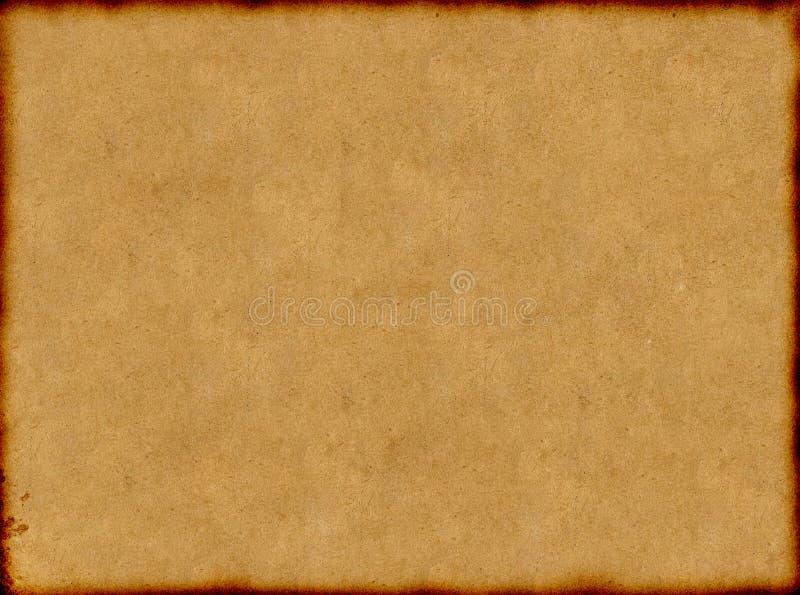 Download Gealtertes Papier stock abbildung. Illustration von papier - 864608
