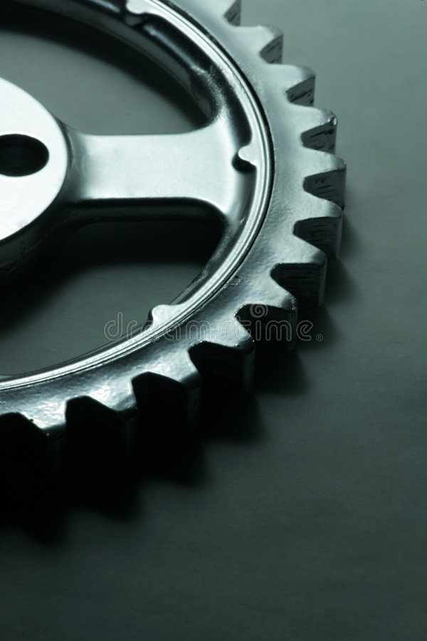 Gear 1 royalty free stock photo