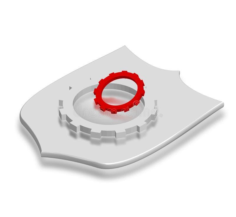 Download Gear stock illustration. Image of arrangement, design - 11072511