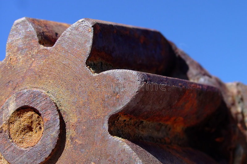 Download Gear stock image. Image of steel, mine, gears, texture, sprocket - 12851