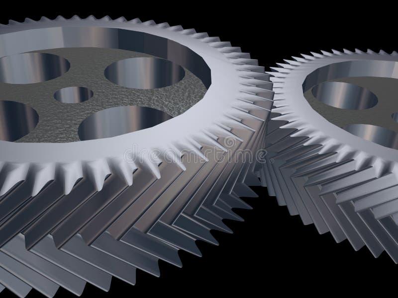 Download GEAR stock illustration. Image of round, gear, steel, teeth - 1714736