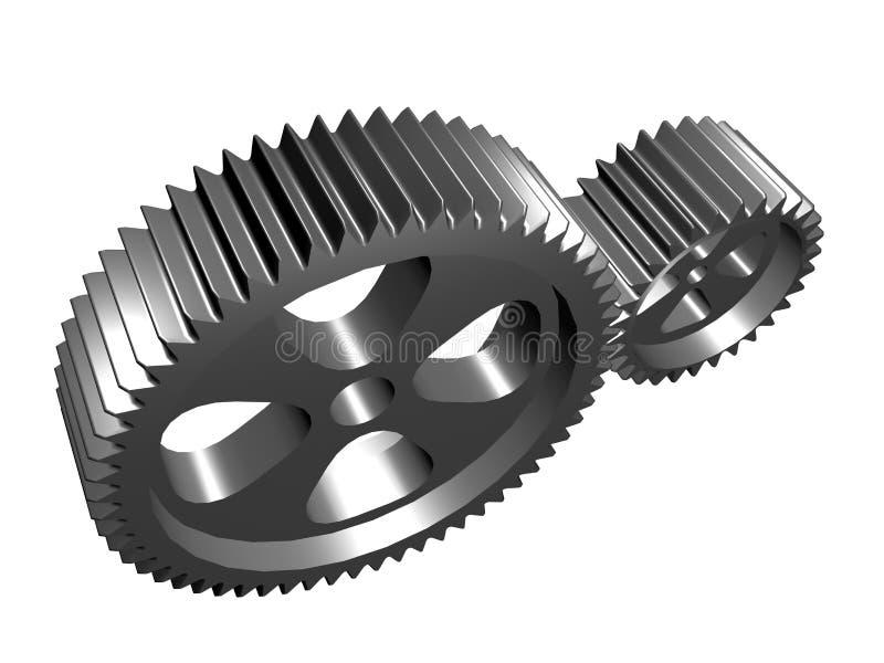 Download GEAR stock illustration. Image of gear, steel, engineering - 1714747