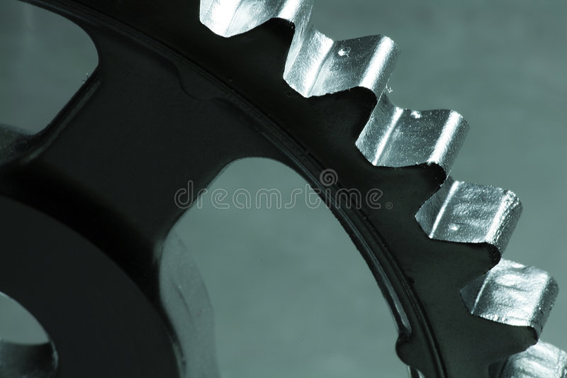 Gear 2 Royalty Free Stock Image