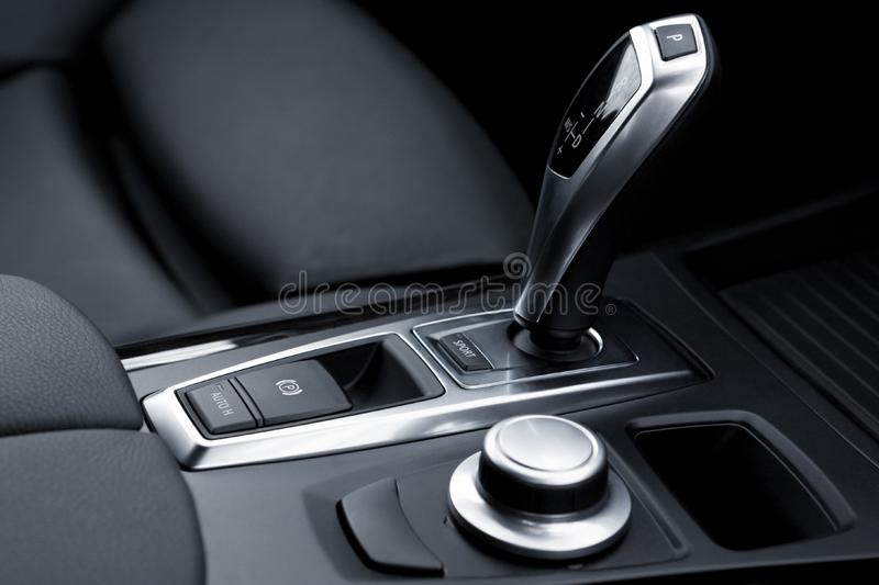 Download Gear-change lever stock photo. Image of circle, elegance - 6238996