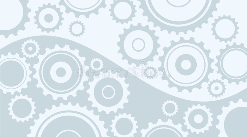Gear and Cogwheels_02 royalty free stock image