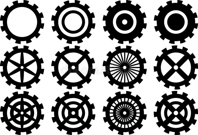 Download Gear Icon  Vector Illustration, Stock Vector - Image: 83713440