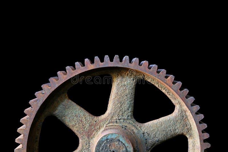 Gear industrial stock image