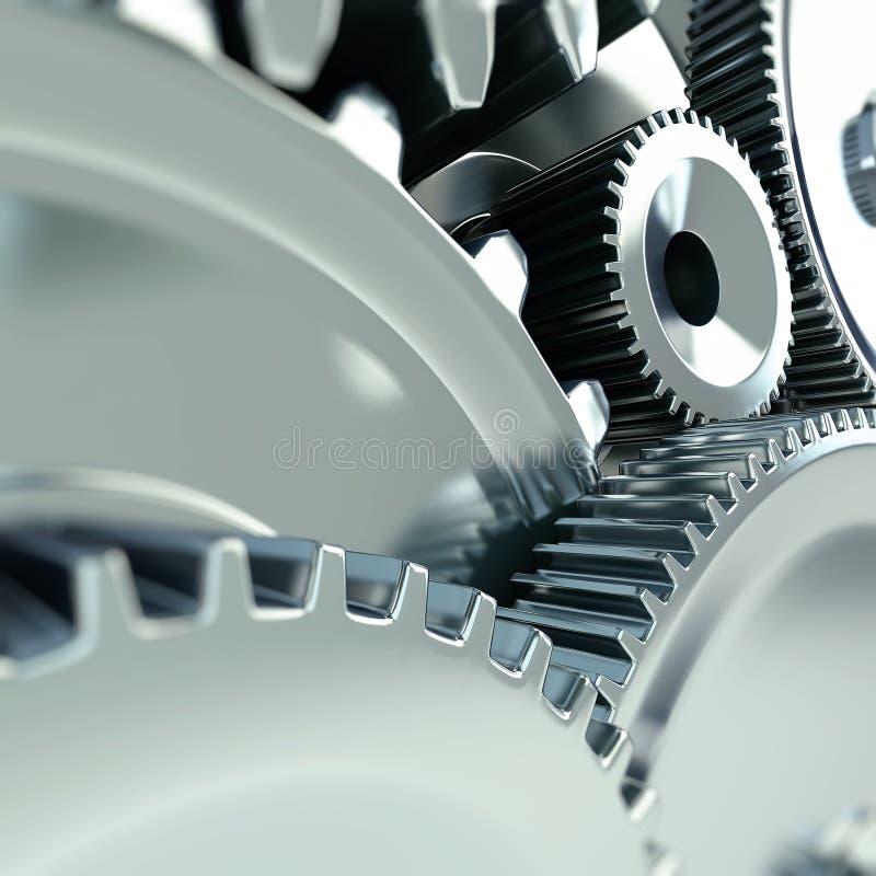 Gear Industry Stock Image