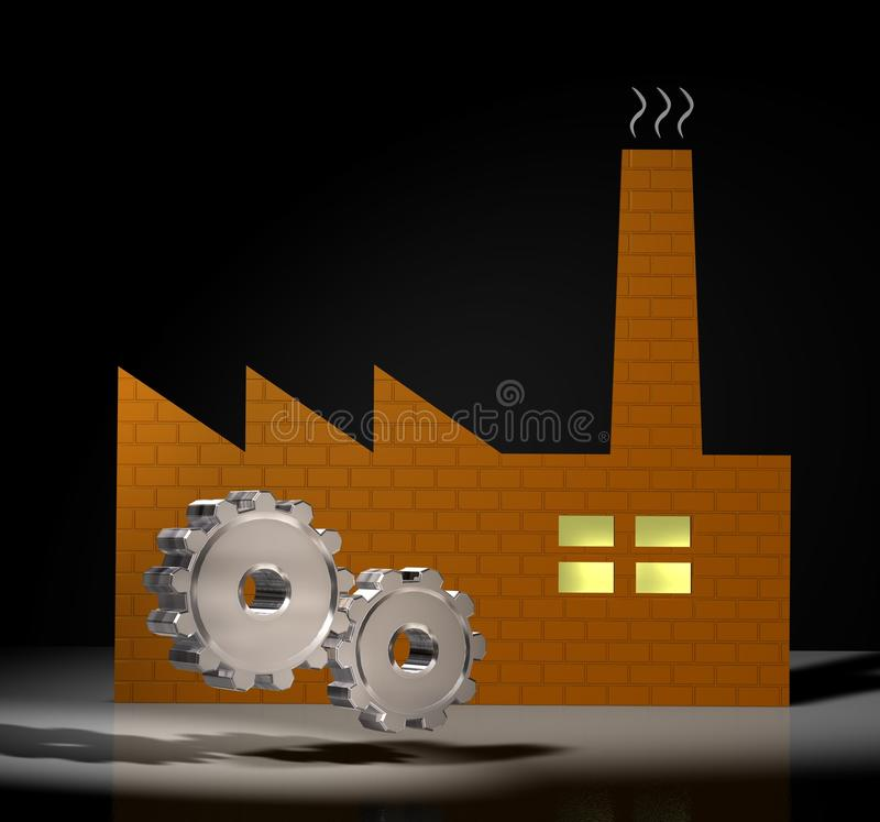 Download Gear And Industry Royalty Free Stock Photo - Image: 20827335