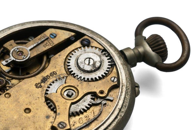 Gear mechanism royalty free stock image