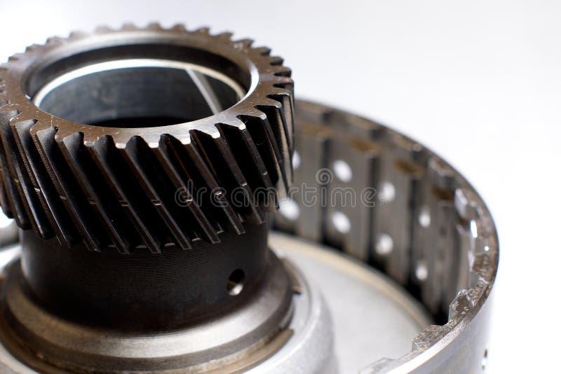 gear metall royaltyfria foton