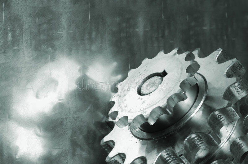 Gear-reflection stock images