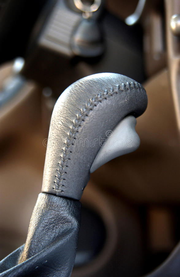 Gear Shift Royalty Free Stock Images