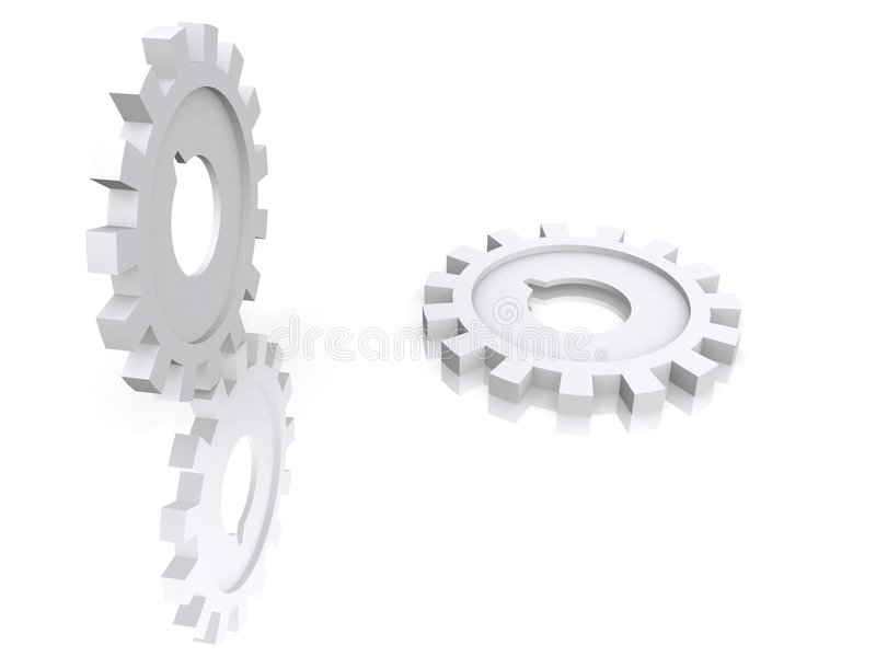 Gear / Sprocket Stock Photo
