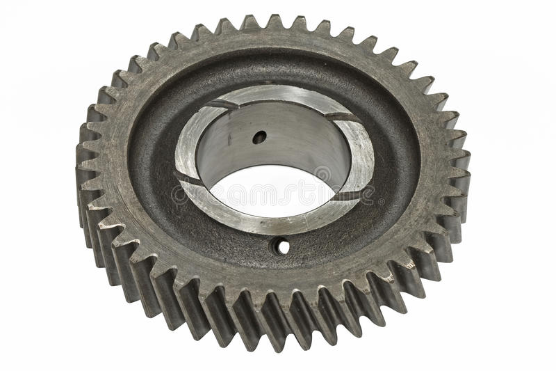 Download Gear wheel stock photo. Image of illustration, white - 13114834