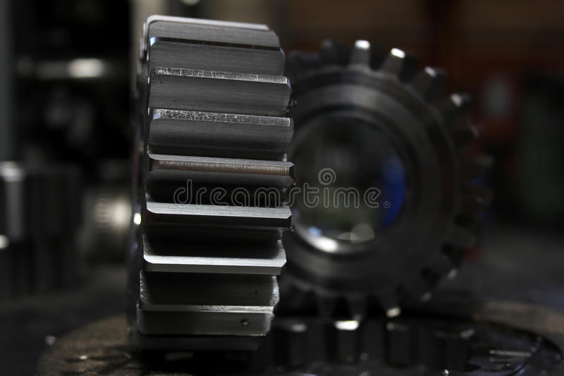 Gear Wheel Stock Photo