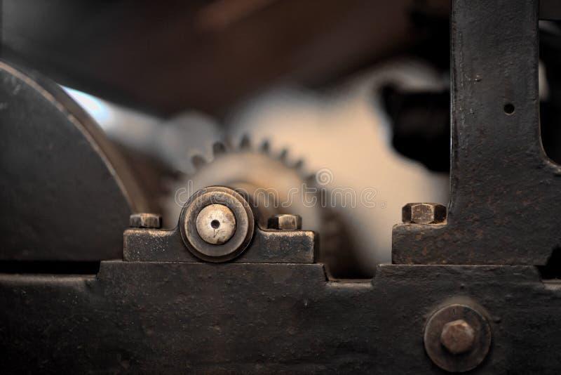 Gear wheels royalty free stock photos
