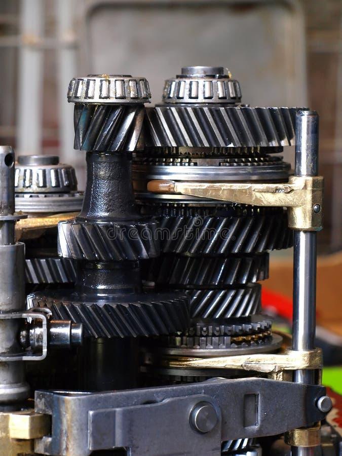 gearbox zdjęcie royalty free