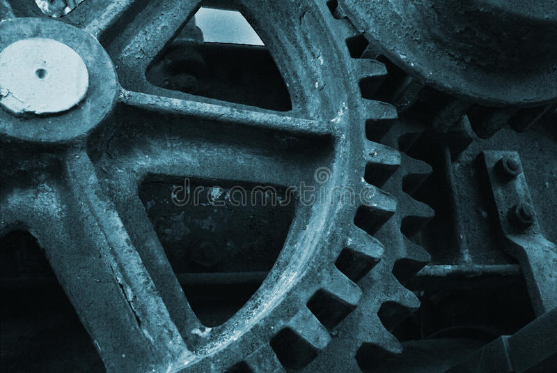 Download Gears stock image. Image of development, aluminum, hardware - 10514707