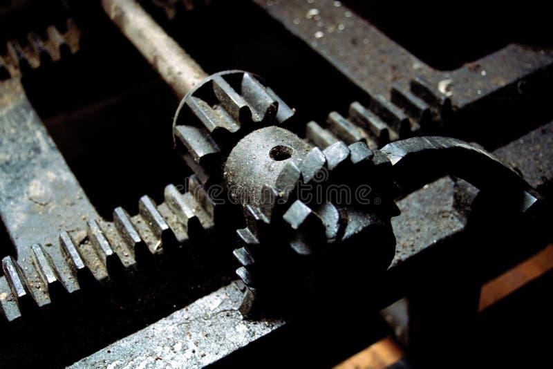 Gears stock image