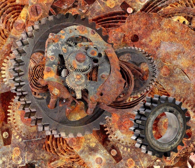 Download Gears stock photo. Image of metal, trash, junk, industrial - 19879104