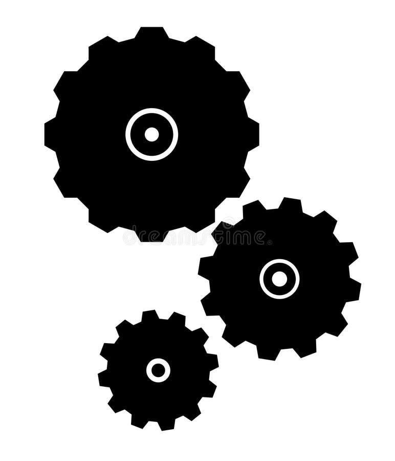 Download Gears stock vector. Image of gears, detail, interlocking - 2218894