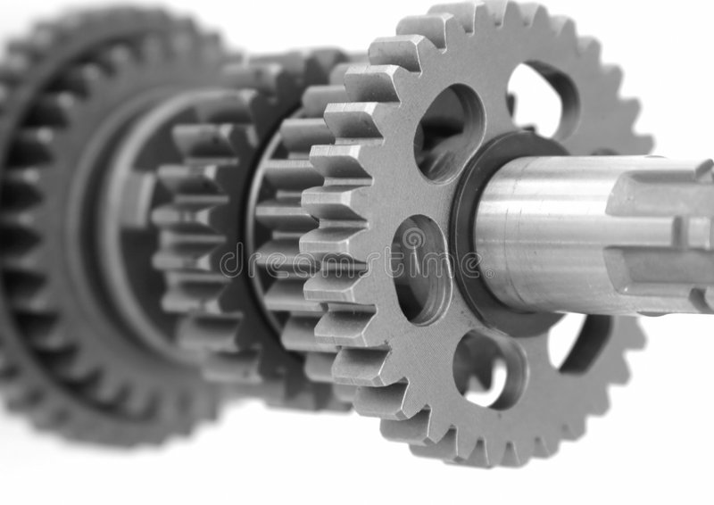 Gears #3 stock images
