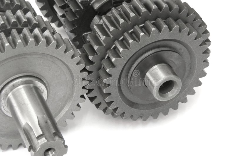 Download Gears #7 stock photo. Image of closeup, template, engineering - 461196