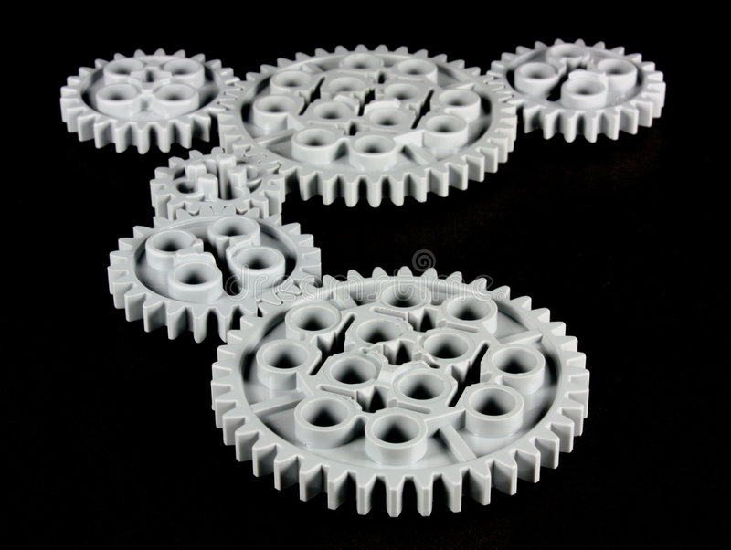 Download Gears stock image. Image of gears, concept, cooperate - 7582621