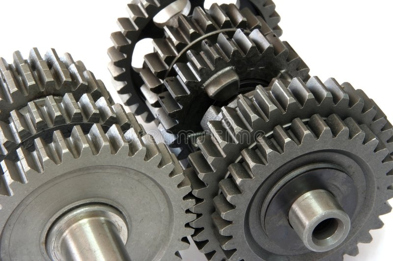 Gears #8 royalty free stock photos