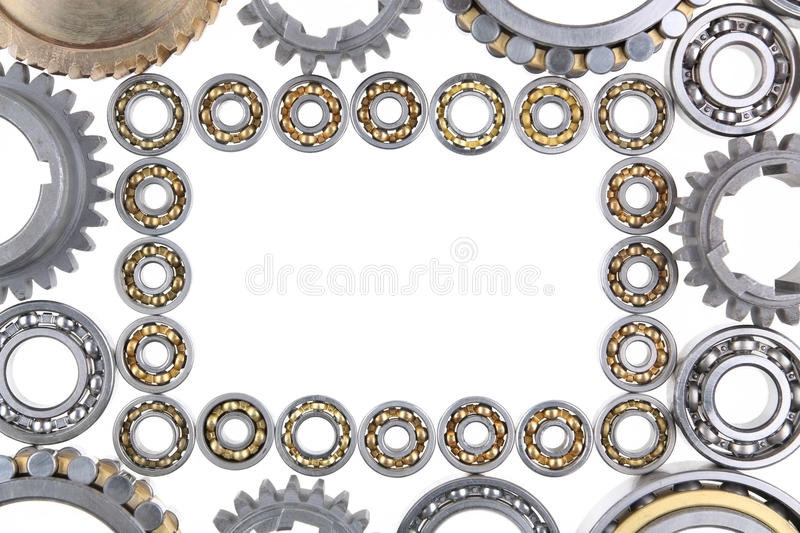 Download The gears and bearings stock photo. Image of endurance - 14126542