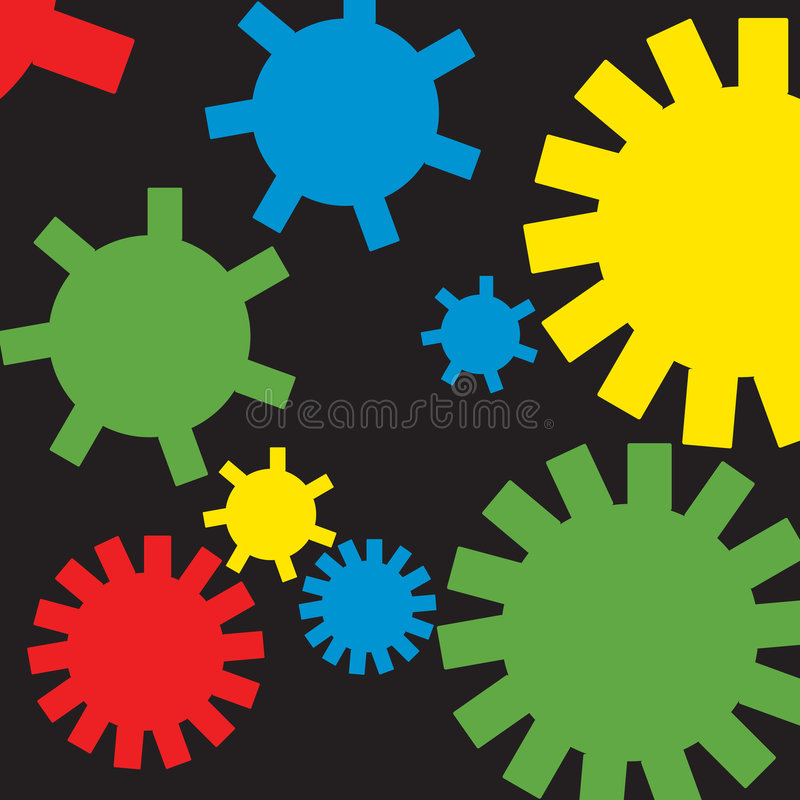 Download Gears And Wheels Stock Photo - Image: 8156160
