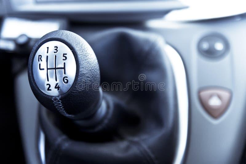 gearshift arkivbilder