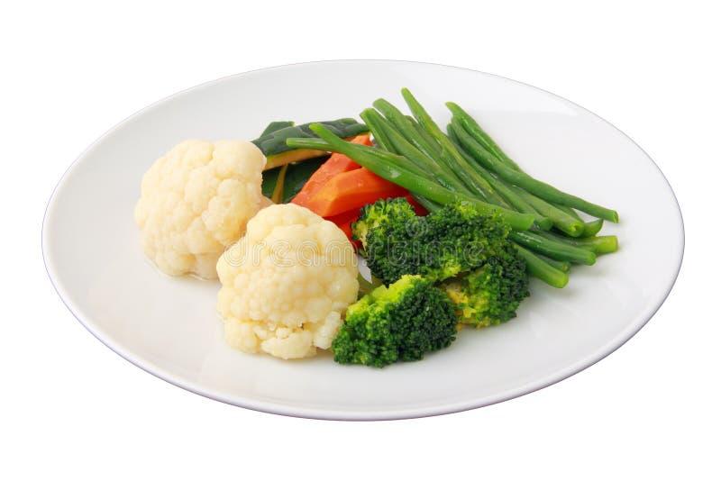 Geassorteerde groenten stock afbeelding