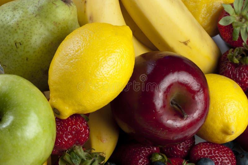 Geassorteerde Vruchten stock fotografie