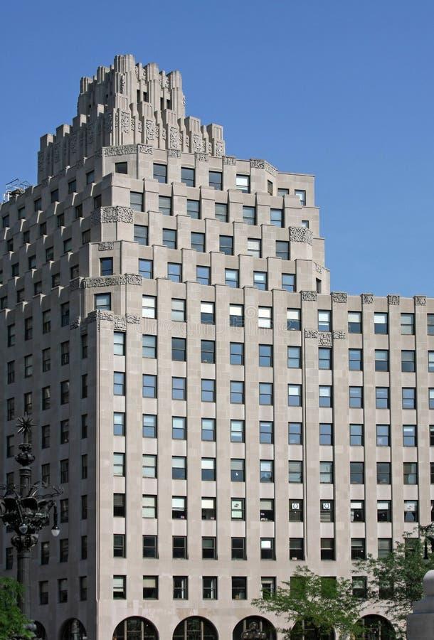 Gebäude in Indianapolis lizenzfreies stockfoto