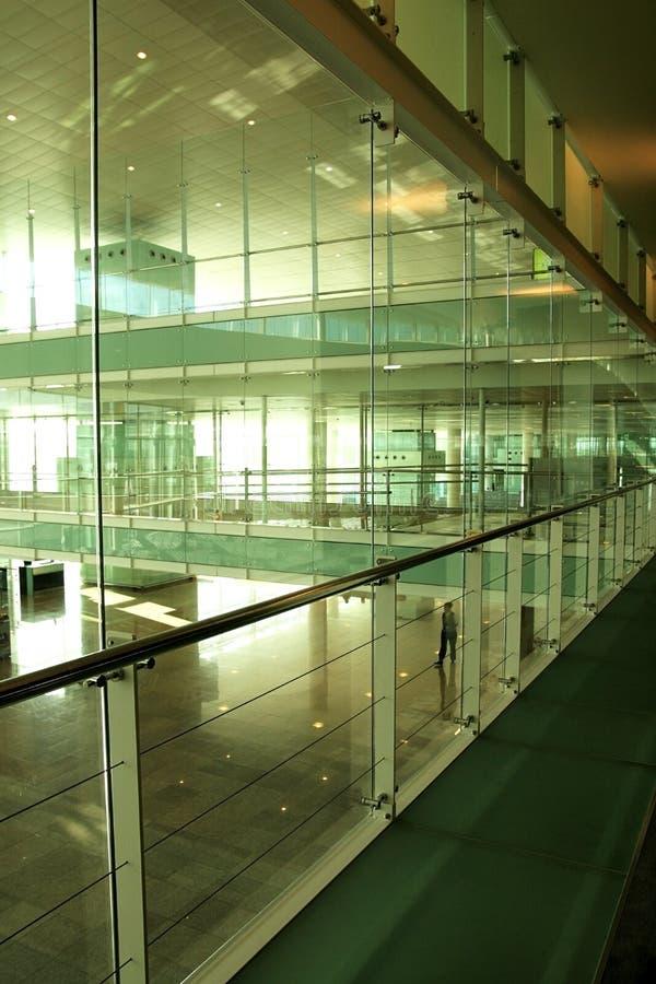 Gebäude-Innenraum stockfoto