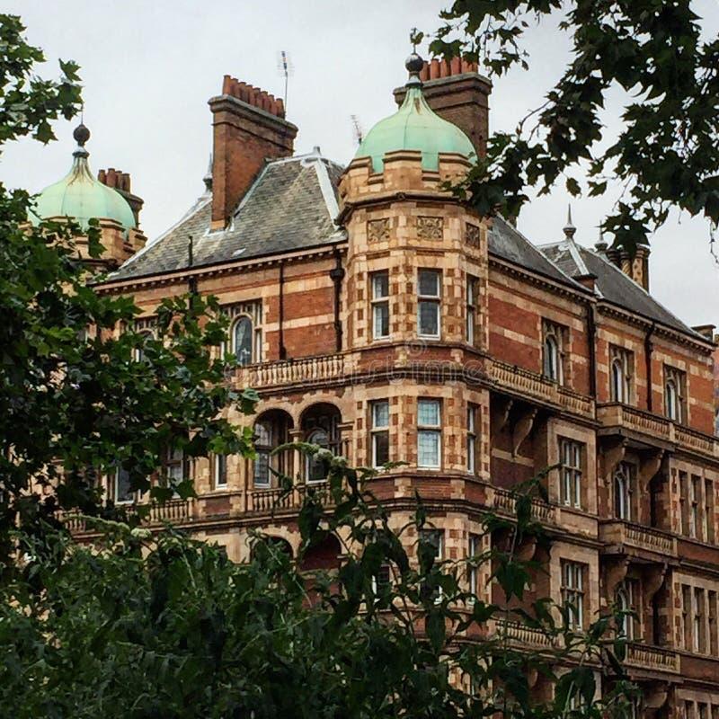 Gebäude in London stockfotografie