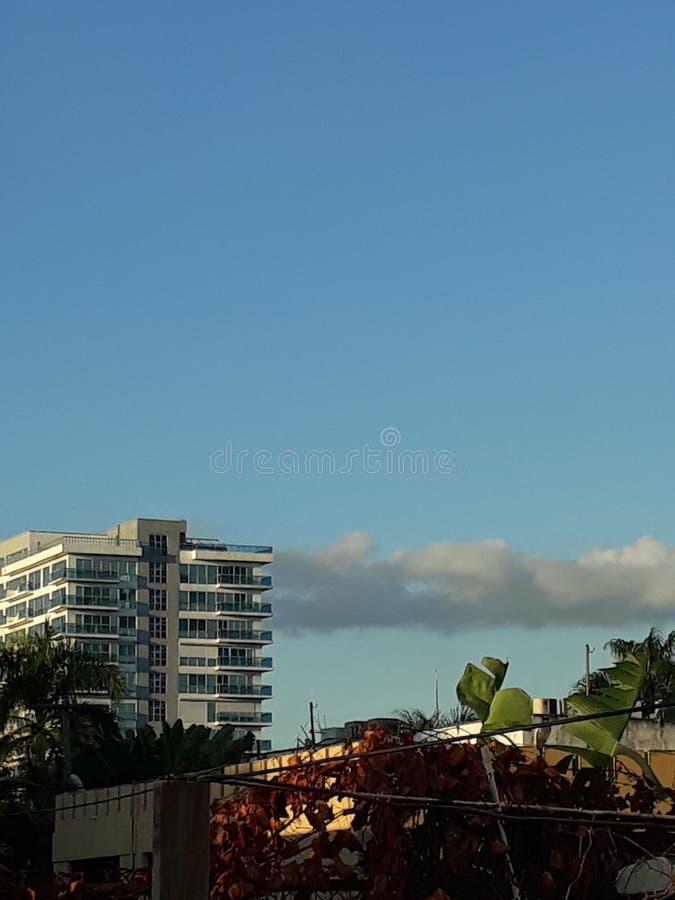 Gebäude in Santo Domingo lizenzfreie stockfotografie
