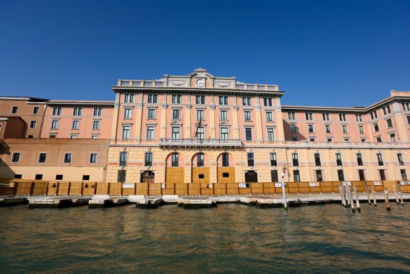 Gebäude in Venedig lizenzfreie stockfotografie
