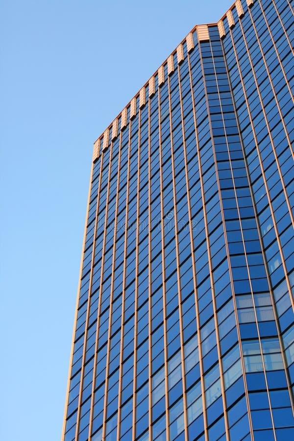 Gebäudebüromitte stockfotos