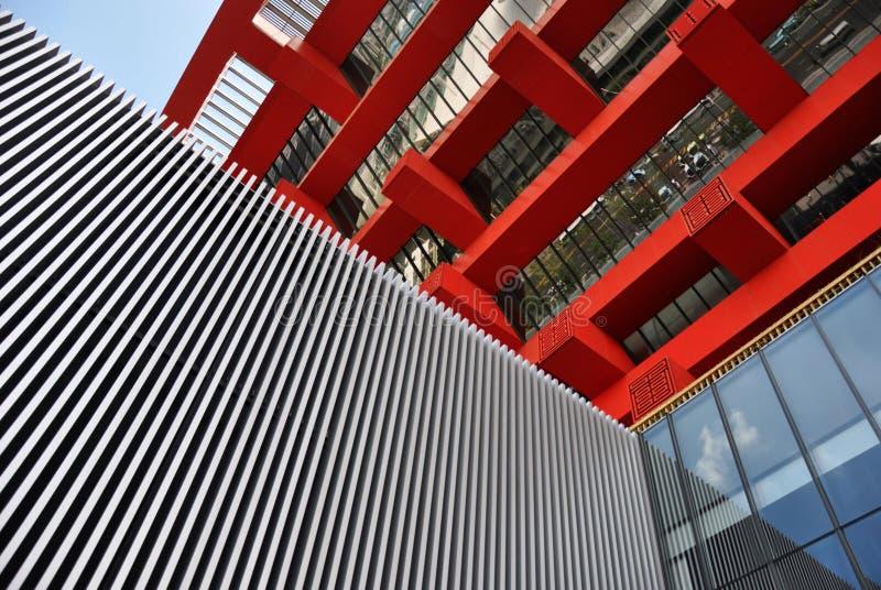 Gebäudeecke lizenzfreies stockbild