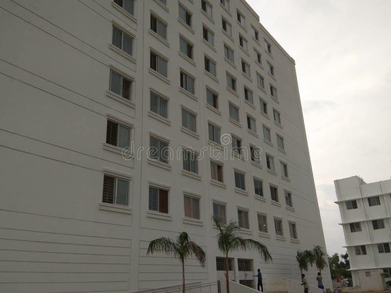 Gebäudeschönheit lizenzfreies stockbild
