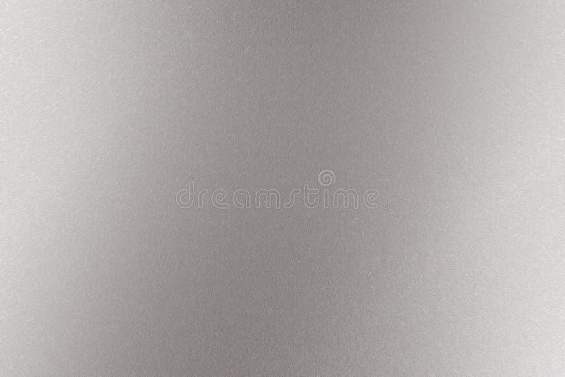 Gebürstete Edelstahlbeschaffenheit, abstrakter Hintergrund stockfotografie
