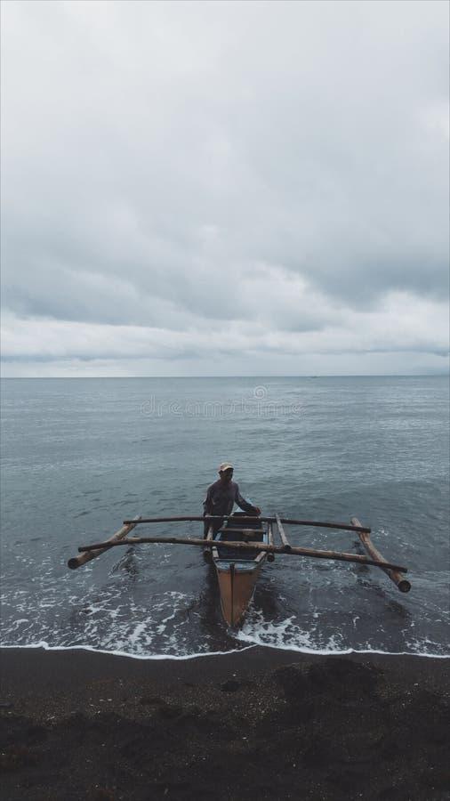 Gebürtiges Kanu stockbilder