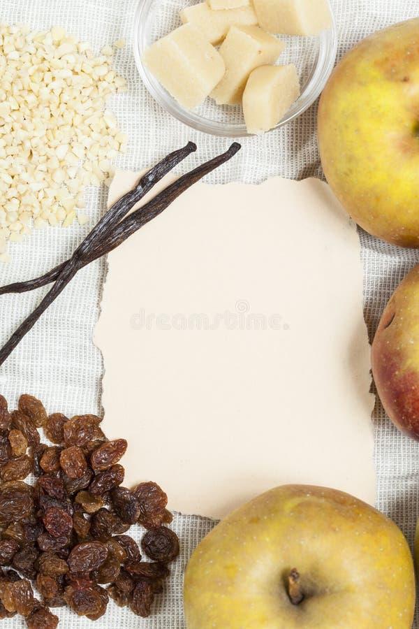 Gebackenes Apfelrezept