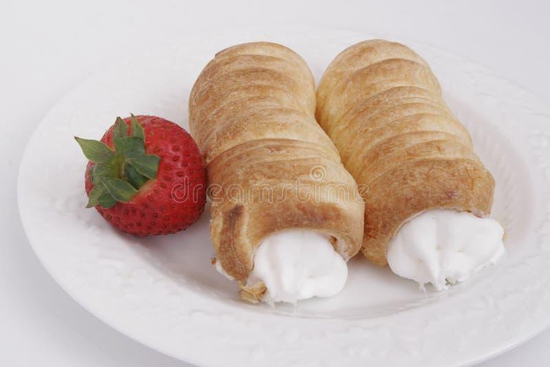 Download Gebakje stock foto. Afbeelding bestaande uit dessert, snack - 281150