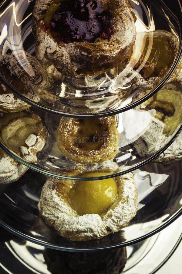 gebakjes royalty-vrije stock afbeeldingen
