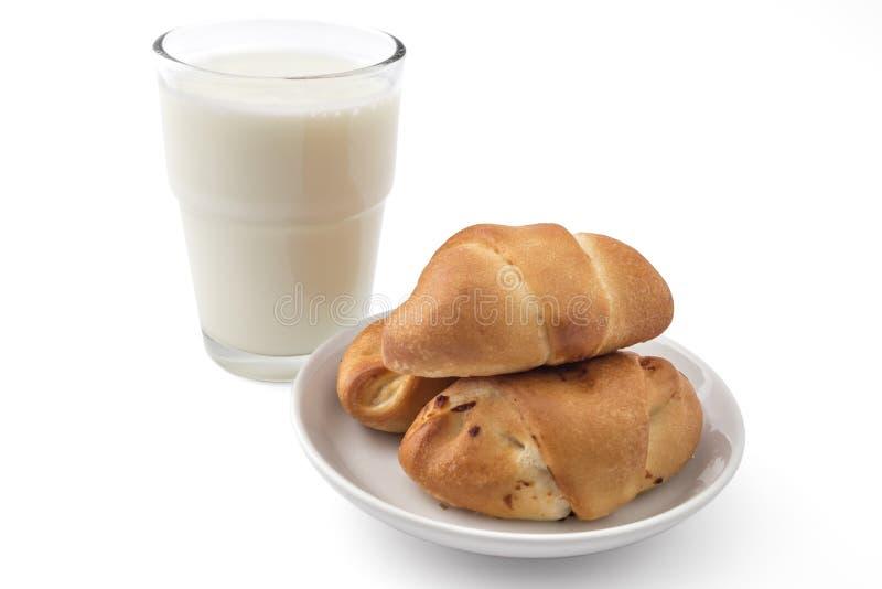 Gebakjesbroodjes stock afbeelding